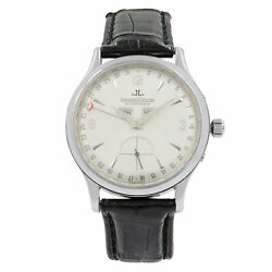 Jaeger-LeCoultre Master Control Calendar Steel Automatic Mens Watch 140.8.87