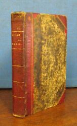Thomas Busby / Complete Dictionary Of Music To Which Is Prefixed Familiar 1st Ed
