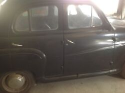 1957 Austin A35 A30 Front Rear Doors Parting Out/ Or Complete Car A 30 35