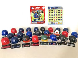 New 2017 Mlb Mad Lids 1 Collectible Mini Caps Your Choice Baseball