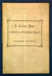 Charles Dickens 1812 1870 / A Curious Dance Around A Curious Tree 1860