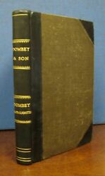 Charles Parody Dickens  Dombey and Daughter A Moral Fiction First Edition 1847