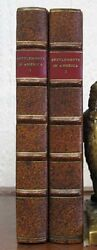 William Burke / Account Of The European Settlements In America In Six Parts 1st