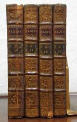 Ean / Eloisa Or Series Of Original Letters Collected And Published By J J 1st Ed