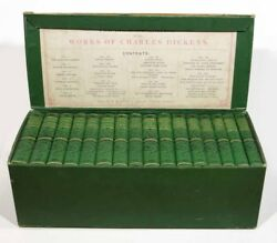 Charles Dickens 1812 1870 / Dickensand039s Works Diamond Edition First Edition 1880