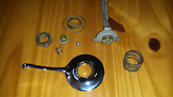 Chris Craft . Gar Wood. Wood Boat. New Chrome Throttle Lever And Parts