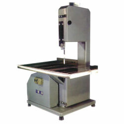 Ampto B-25hie Countertop Meat Saw. 72and039and039 Blade. 1 Hp