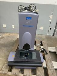 View Benchmark 300 Dimensional Metrology System As Is
