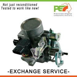 Re-manufactured Oem Throttle Body Air Mass For Nissan - Exchchange