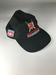 New York Mets Montreal Expos Gary Carter Foundation Adjustable Hat