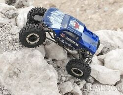 Everest 1:10th scale RC Monster Rock Crawler Redcat RTR Truck Blue