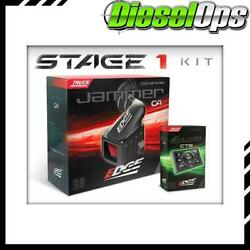 Edge Stage 1 CTS2 Performance Package w Intake for Ford Powerstroke 6.7L 11-16