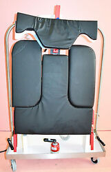 Schuerch Powered Beach Chair Shoulder Positioner With Cart And Controller