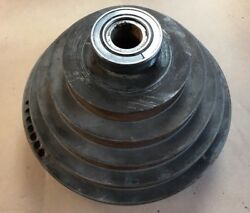 Clausing Atlas 18 1800 Drill Press Spindle Pulley And Bearings Assembly 18-6