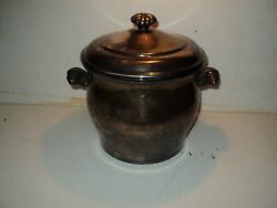 William Rogers And Son Paul Revere 27 Silver Plated Ice Bucket