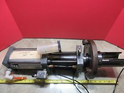 Johnford Jet 40 Cnc Mill Sun Pneumatic Power Spindle Tool Cylinder Chen Sound