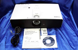 Canon LX-MU 500 Power Projector 537 hours 5000 lm with Remote Control