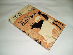 Signed Fay Goldie Zulu Boy 1st/1st 1968 Hbdw Scarce Simple Tale Of Zulu Life Vg
