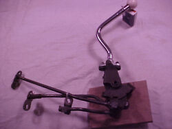 1964 65 66 67 Chevelle Muncie Oem 4 Speed Shifter Assembly Bench Seat Wagn Sedan