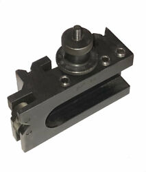 Nice Enco 60 D Quick Change Tool Post Turning Facing And Knurling Holder
