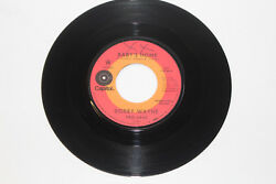 Bobby Wayne Just Sit Down amp; Cry Baby#x27;s Home Promo 45 Vinyl Record Capitol