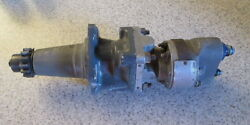 Hydraulic Pump With Accessory Drive Housing And Gear - Lycoming Engine -1500psi