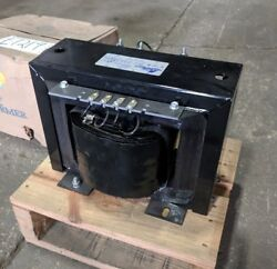 Ta-2-53930 Acme Ind Ctrl 3kva 240/480/600v Primary 120v Sec Transformer New