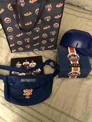 New New York Mets Tote Bag Filled With Mets Souvenirs Perfect Gift