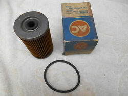 Vintage Nos Ac Gf157 854569 Fuel Filter Chevy And Ford Trucks Ford And Mercury Cars
