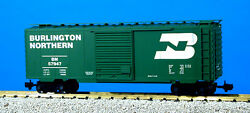 Usa Trains G Scale R19207c Bn W/8' Youngstown - Green Ps1 Box Car