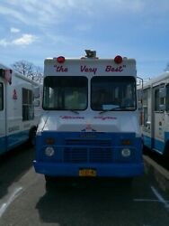 Mr softee ice cream Truck and Round in Bohemia Ronkonkoma Long Island
