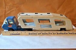 1960s Tonka Car Carrier __2pieces_vintage Really Cool Toy