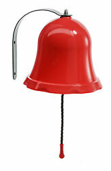 Bright Red Bell