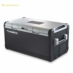 Dometic CFX 100W Black/Gray CFX 100W 12V Electric Powered Portable Cooler (Fridg