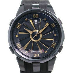 Free Shipping Pre-owned PERRELET A4053 TURBINE XL WATCH Good Condition