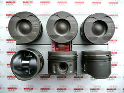 6x Pistons With