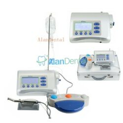 Dental Implant Machine System Surgical Brushless Drill Motor With Nsk Handpiece