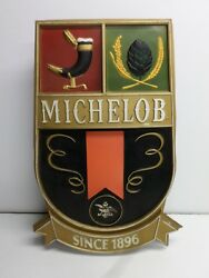 Vintage Michelob Beer Lighted Wall Sign - Classic Original