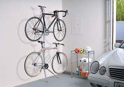 Delta The Art of Storage 'Donatello' Garage  Shop  Dorm Leaning Bike Rack