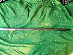 1964 Plymouth Valiant Rear Quarter Panel Upper Moulding Trim Great Condition