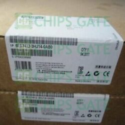 1pcs Used Siemens Plc 6es7 412-3hj14-0ab0 Tested In Good Condition Fast Ship