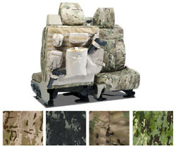 Coverking Multicam Tactical Custom Seat Covers for Chevrolet Malibu