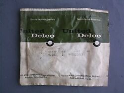 Nos Gm Delco Transmission Output Shaft Thrust Bearing Part 8623922 Chevy