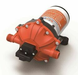 Seaflo Marine Water Pump 12 V Dc 60 Psi 5.5 Gpm Boat 4 Year Warranty