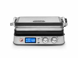 Delonghi America Cgh1020D Livenza All Day Combination Contact Grill And Open Bar