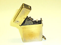 Vintage Imperator Semi-automatic Lighter - D.r.g.m. - Made In Germany -very Rare