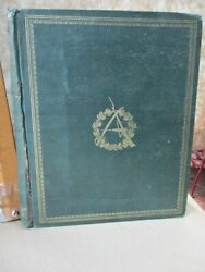 Autograph Leaves Of Our Countryand039s Authorstheir Works1864many Contributors