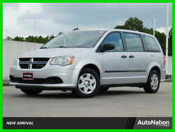 2012 Dodge Grand Caravan American Value Pkg 2012 American Value Pkg Used 3.6L V6 24V Automatic Front Wheel Drive MinivanVan