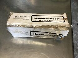 Hamlton Beach Comerial Replacement Motor For Hb Commercial Drink Mixers.