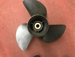 Yamaha 15 3/4 X 13 Painted Stainless Steel Propeller For Yamaha 150 - 300hp